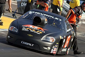 NHRA Race report Pro Stock star Enders makes more history with win in Seattle
