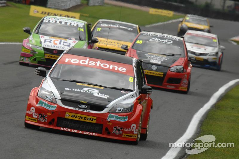 Redstone Racing praying for Snetterton salvation
