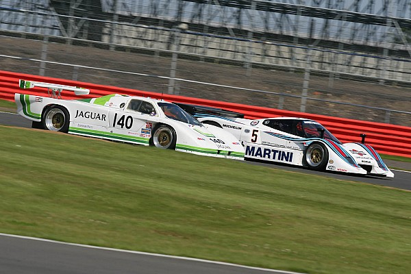 Silverstone Classic is rich in motor sports history