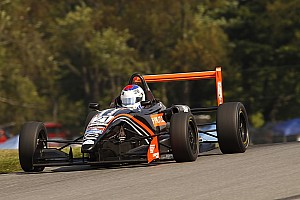 USF2000 Race report Bad luck hampers Afterburner Autosport at Mid-Ohio