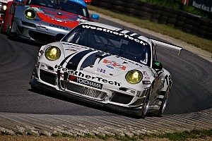 ALMS Preview Bleekemolen joins MacNeil in WeatherTech Porsche at Road America