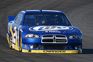 NASCAR Cup Qualifying report Kligerman, Keselowski put Dodge in the field at Michigan
