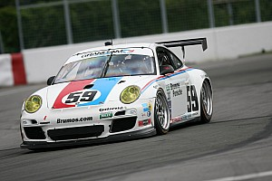 Grand-Am Race report Brumos' bid for repeat podium cut short by penalty at Montreal
