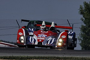 ALMS Race report Strongest drive of the season for Ende at Road America