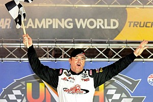 NASCAR Truck Race report Timothy Peters dominates en route to Bristol win