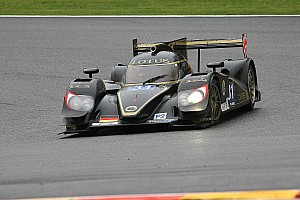 WEC Qualifying report Lotus drivers have mixed feelings after qualifying at Silverstone