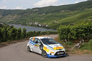 WRC Leg report Dramatic end in Germany as Evans tames the Tarmac to take three in a row