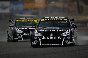 Supercars Race report Jack Daniel's Racing duo had a day of similar fortunes in race 19