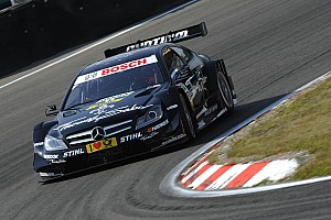 DTM Race report Frustrating seventh place for Paffett at Zandvoort
