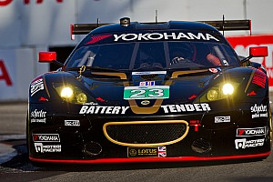 ALMS Qualifying report Lotus Alex Job Racing to start from sixth row in Baltimore