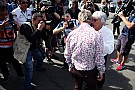 Ecclestone says Schumacher 'leaving' F1 - video