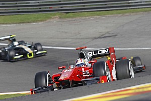 FIA F2 Race report Great recovery to 8th for Coletti at Spa