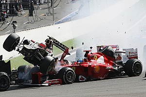 Formula 1 Commentary Open cockpit action 'inevitable' after Spa crash