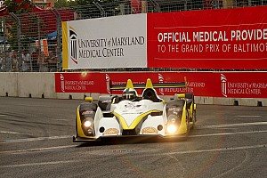 ALMS Race report Merchant Services Racing finish Baltimore with two cars in top 5