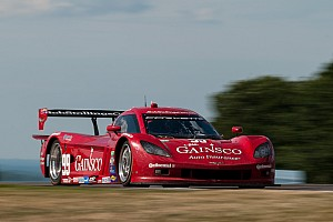 Grand-Am Practice report BSR's Gurney edges CGR's Pruett in Friday practice at Laguna Seca