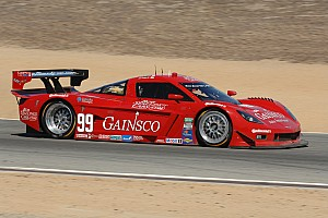 Grand-Am Race report Gurney and Fogarty rebound for second-place finish at Laguna Seca