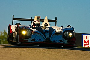 ALMS Preview Muscle Milk Pickett Racing ready for VIR debut