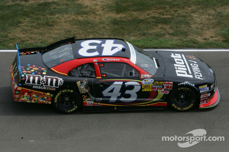 Annett set for his sixth start at Chicagoland Speedway