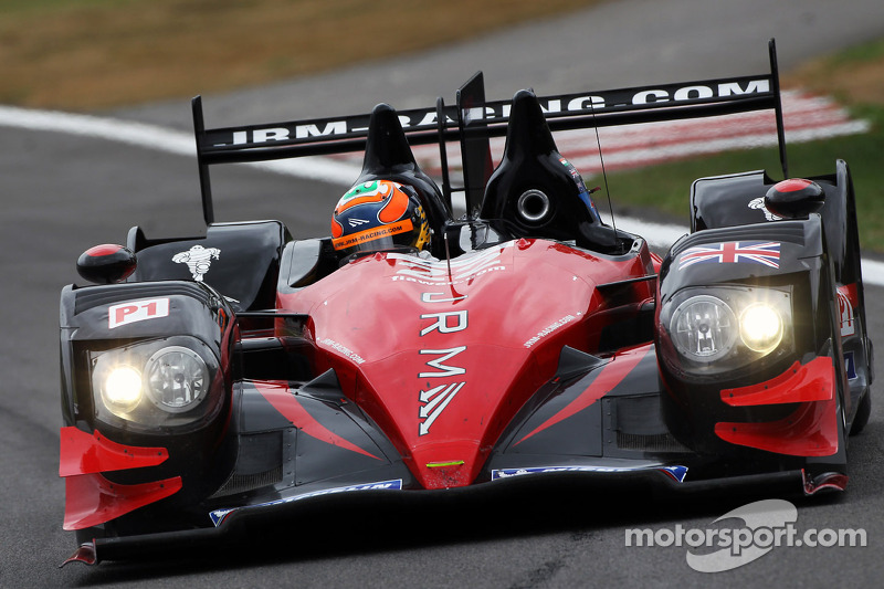 JRM Racing to start Six Hours of Sao Paulo from seventh