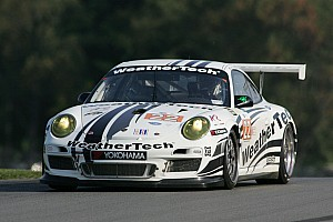 ALMS Qualifying report Porsche teams focus on setup for inagural VIR four-hour race
