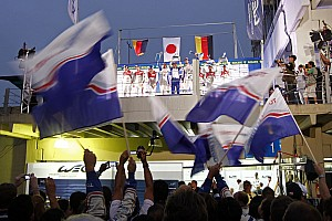 WEC Race report Audi's Le Mans winning trio extends lead of the Championship standings in Brazil