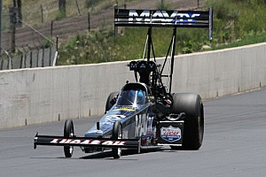 NHRA Race report Bernstein jumps one spot  in championship points after Charlotte