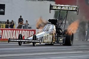 NHRA Race report Schumacher takes U.S. Army Machine to Charlotte final