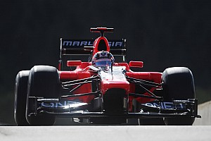 Formula 1 Preview Marussia goes to Singapure encouraged by its progress