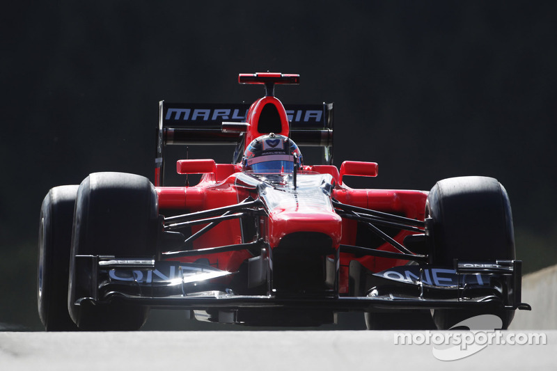 Marussia goes to Singapure encouraged by its progress