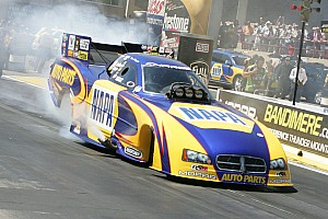 NHRA Preview Cautiously confident' Capps relishes NAPA team's effort going to Texas