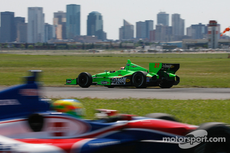 Edmonton will not be on IndyCar 2013 schedule