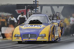 NHRA Qualifying report Capps Shootout runner-up, focus shifts to winning at Texas