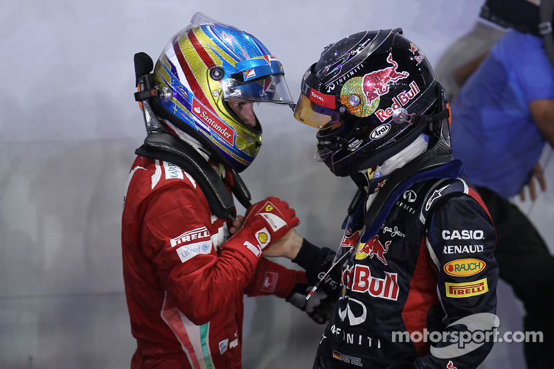 2012 title chase becoming two-horse race now