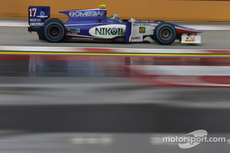 Trident Racing had a positive race in Singapore