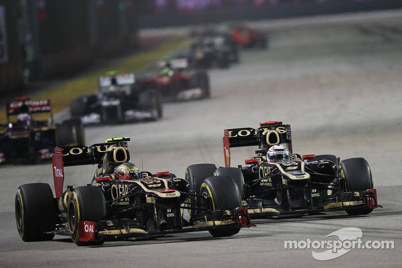 'Double DRS' has slowed Lotus' development - Salo