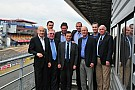 Unified Grand-Am and ALMS leadership team meets with ACO and WEC at Le Mans