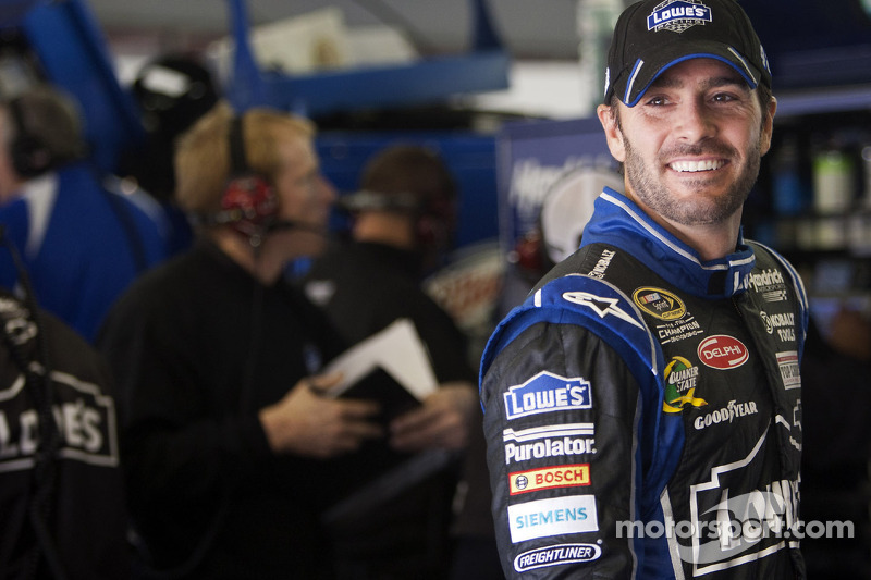 Jimmie Johnson focused on another win at Dover's Monster Mile