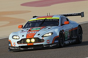 WEC Qualifying report Aston Martin secures second consecutive WEC pole in Bahrain