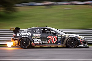 Grand-Am Race report SpeedSource Mazda RX-8 GT caps a five year career at Lime Rock Park