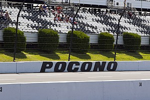 IndyCar Press conference Bernard and Igdalsky on IndyCar return to Pocono Raceway