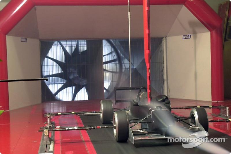 Ferrari to close wind tunnel for winter fix