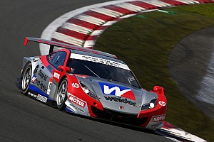 Super GT Race report Carlo van Dam ninth at Autopolis
