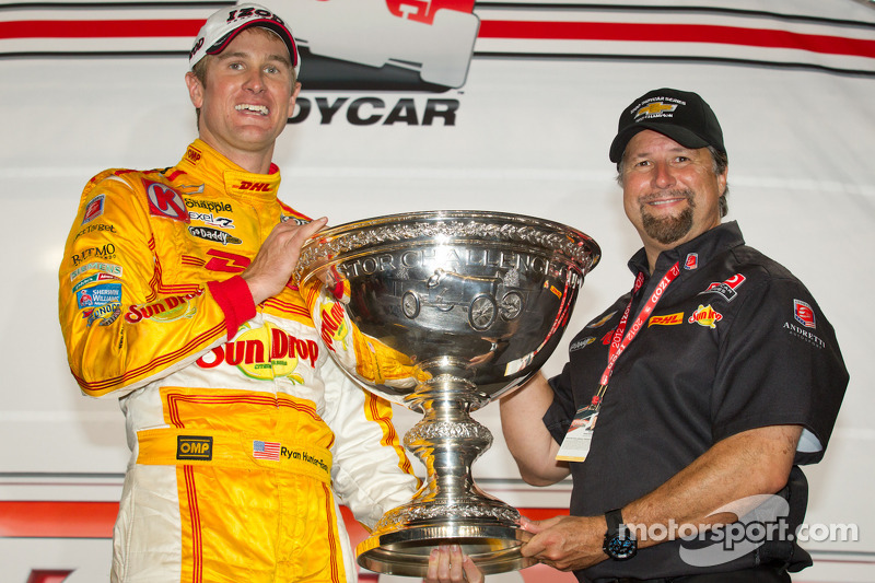 Hunter-Reay, Kanaan to compete in off-season special events