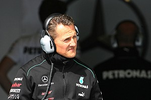 Formula 1 Commentary Final Schu retirement 'years too late' - Briatore
