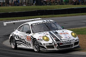 ALMS Breaking news Von Moltke joins MacNeil and Keen in Porsche for Petit Le Mans