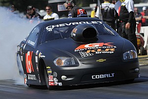 NHRA Qualifying report Things shaping up for big day for Enders at Reading