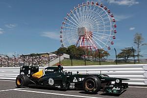 Formula 1 Breaking news Van der Garde hopes for Caterham race seat