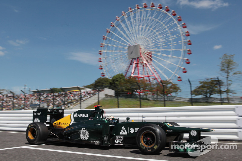 Van der Garde hopes for Caterham race seat