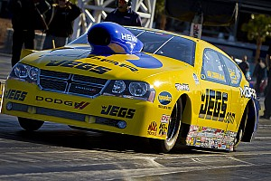 NHRA Race report Resurgent Coughlin climbs to strong semifinal finish in Reading