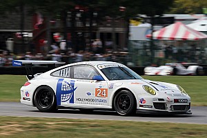 ALMS Breaking news Australian Calvert-Jones joins Competition Motorsports Porsche for Petit Le Mans